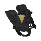 Image of Hazard 4 Overwatch - Rifle Roll-Out Carry Daypack - Black