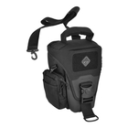 Image of Hazard 4 Wedge - SLR Camera Case - Black
