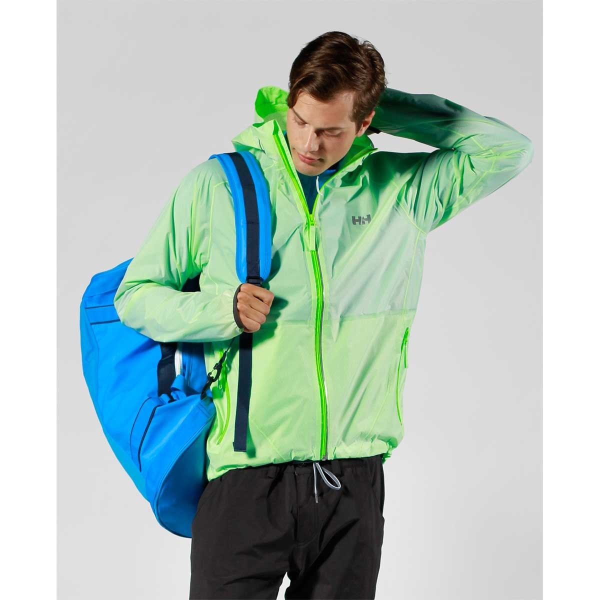 04dab4bea37 Helly Hansen Duffel Bag 2 - 50L - Racer Blue | Uttings.co.uk