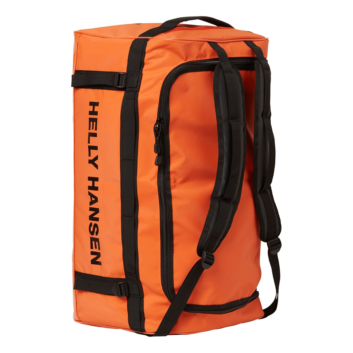 ... Image of Helly Hansen New Classic Duffel Bag - M - Spray Orange ... 9cf9a65d3f
