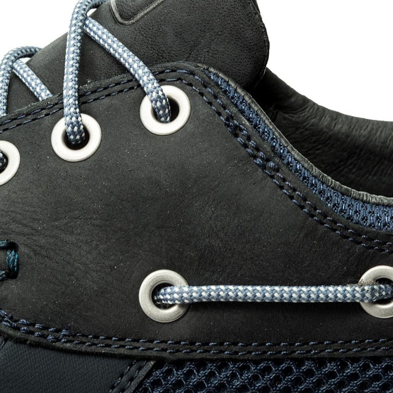 03a075912 ... Image of Helly Hansen Newport F-1 Deck Shoes - Navy/Blue Nights/ ...