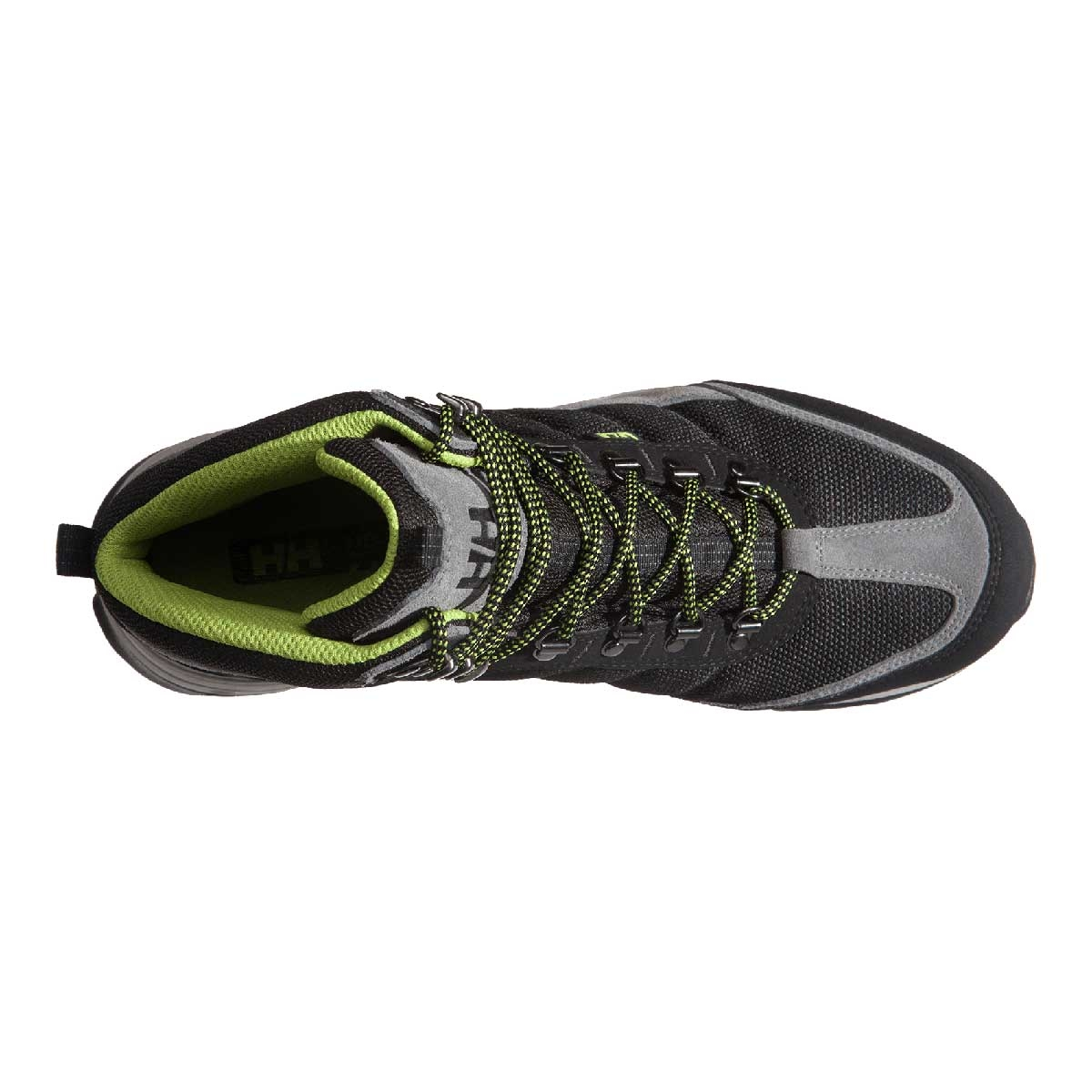 64dc10e44a ... Image of Helly Hansen Rapide Mid Mesh HT Walking Boots - Black/Ebony/Rusty  ...