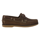 Image of Kanyon Outdoor Amalfi Boat Shoes (Men's) - Brown Crazy Horse
