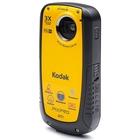 Image of Kodak PIXPRO SPZ1-YL 14MP Waterproof Digital Camcorder - Yellow
