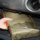 Image of Kurgo Co Pilot Bucket Seat Cover - Khaki