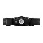 Image of LED Lenser MH4 Rechargeable LED Headlamp - Black