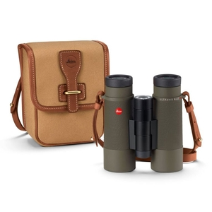 Image of Leica Ultravid 8x42 HD-Plus Binoculars - Safari Special Edition - Green