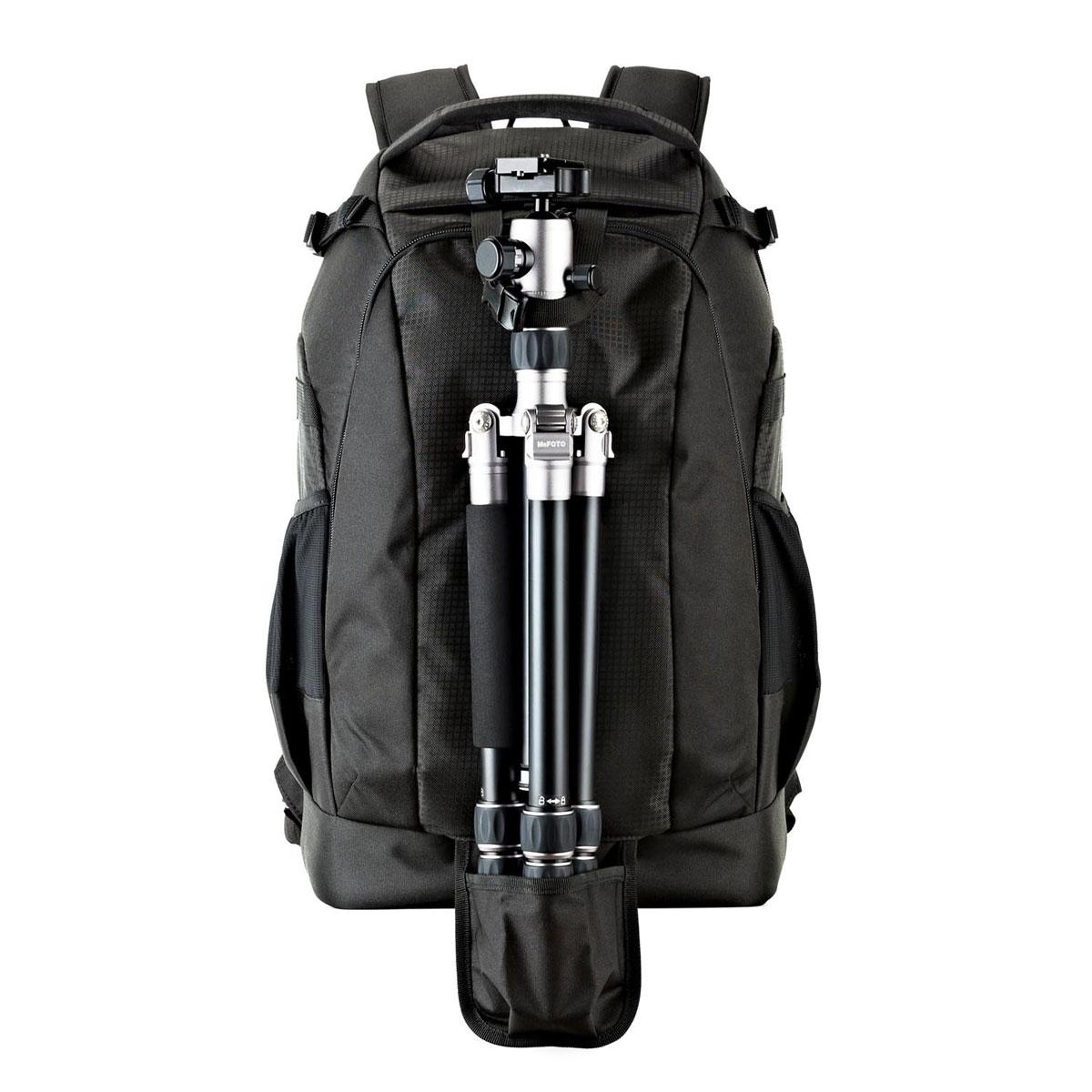 Lowepro Flipside 500 Aw Ii Backpack Black Toploader Zoom 50 Blue Image Of