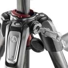 Image of Manfrotto MT190CXPRO3 Carbon Fibre Tripod - 3 Leg Sections