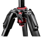 Image of Manfrotto MT190GOA4 190 Go! MS Aluminium 4 Section Tripod With Twist Locks