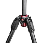 Image of Manfrotto MK190GOC4-3WX 190 Go! MS Carbon Fibre 4 Section Tripod Kit With XPRO 3-Way Head