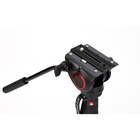 Image of Manfrotto MVMXPRO500 XPRO 4 Section Video Monopod With Fluid Head And Fluidtech Base
