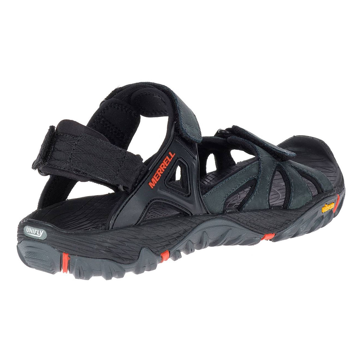 b821c603ea82 ... Image of Merrell All Out Blaze Sieve Convert Sandals (Men s) - Dark  Slate ...