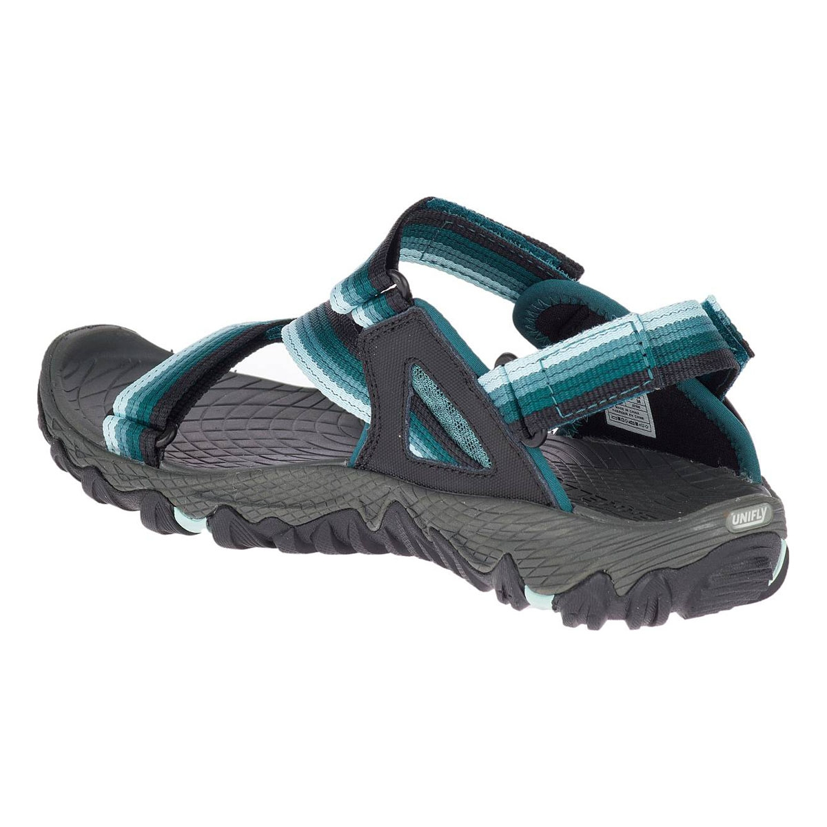 163525bd1628 ... Image of Merrell All Out Blaze Web Sandals (Women s) - Sea Pine ...