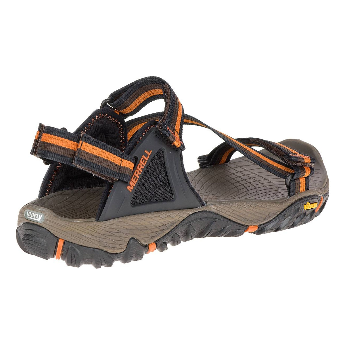 0fc119655e1 ... Image of Merrell All Out Blaze Web Sandals (Men s) - Slate Black ...