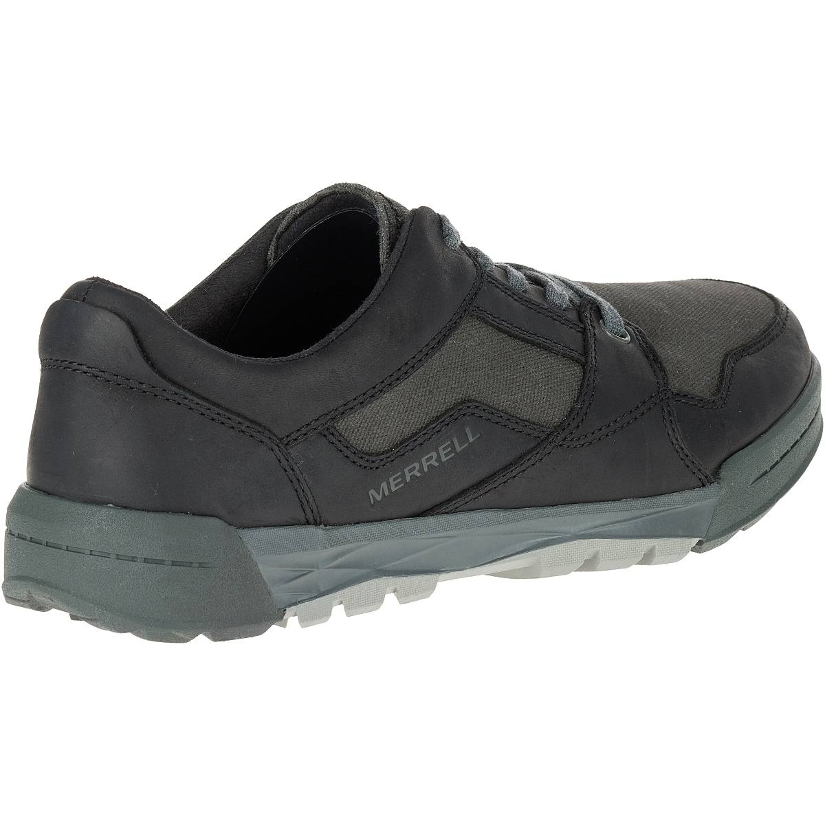 shoes for cheap new images of good out x Merrell Berner Shift Lace Shoes (Men's) - Black