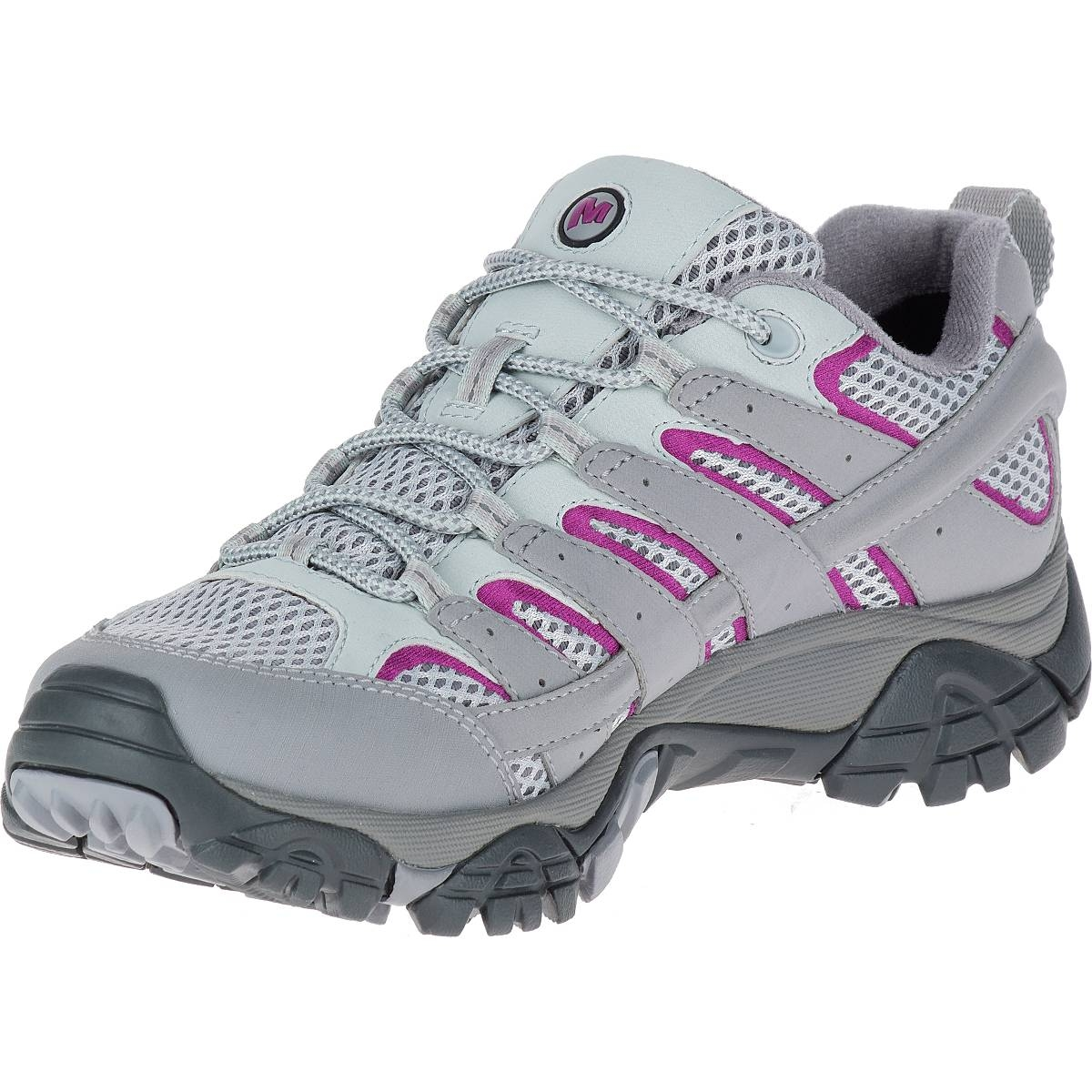 82a3d2bfce19b ... Image of Merrell Moab 2 GTX Walking Shoes (Women's) - Frost Grey ...