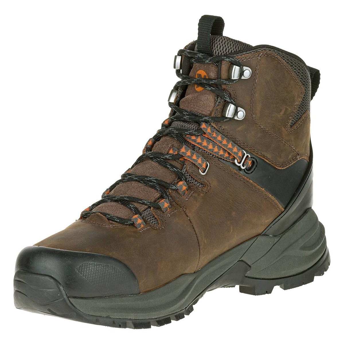 8abd5781fb9 Merrell Phaserbound Waterproof Walking Boots (Men's) - Clay
