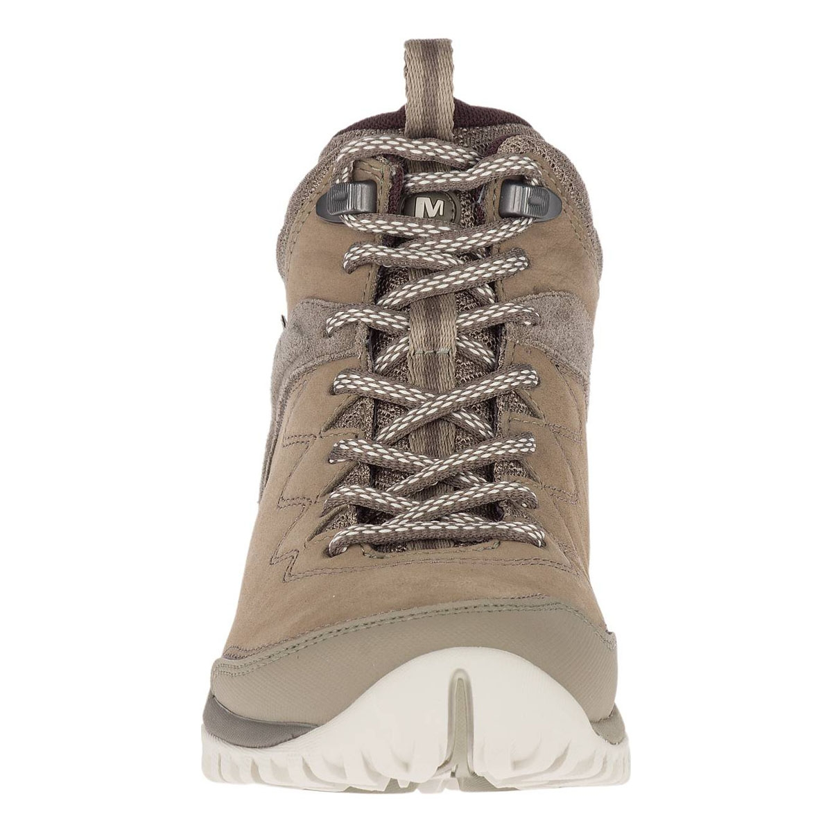 af0005e525f Merrell Siren Traveller Q2 Mid Waterproof Walking Boots (Women's) -  Brindle/Earth