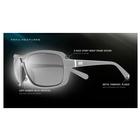 Image of Nike Racer Women's Sunglasses - White / Brown