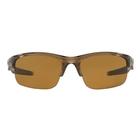 Image of Oakley Bottle Rocket Sunglasses - Brown Smoke/Bronze Polarized