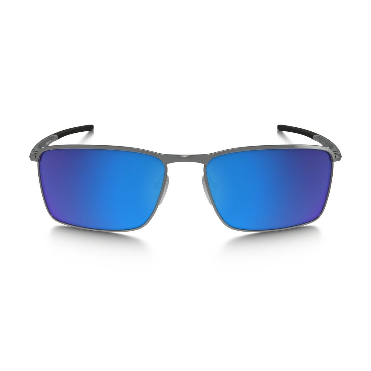 313765e532 ... Image of Oakley Conductor 6 Sunglasses - Lead Frame Sapphire Iridium  Lens ...