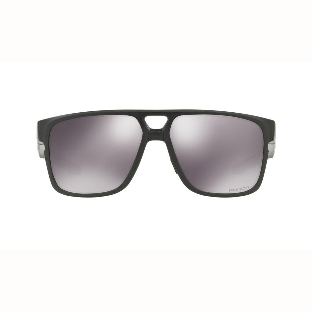 5224adc964c ... Image of Oakley Crossrange Patch Prizm Sunglasses - Matte Black Frame Prizm  Black Lens ...