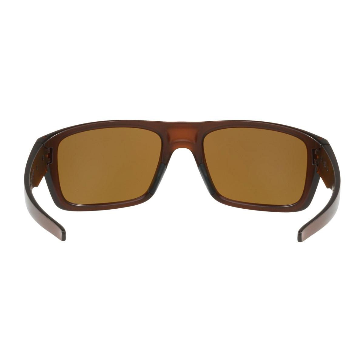 d994883744af ... Image of Oakley Drop Point Prizm Polarised Sunglasses - Matte Root Beer  Frame Prizm Lens