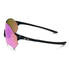 Image of Oakley EVZero Range Prizm Trail Sunglasses - Carbon Fibre/Prizm Trail