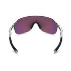 Image of Oakley EVZero Stride Prizm Field Sunglasses - Silver/Prizm Field