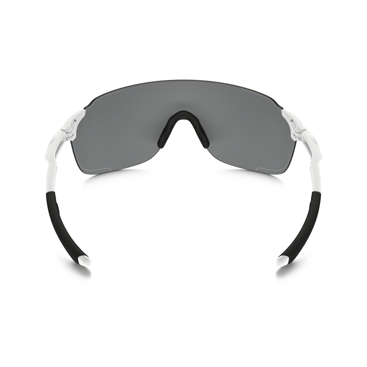 c523f704fc2 ... Image of Oakley EVZero Stride Sunglasses - Polished White Black Iridium  ...