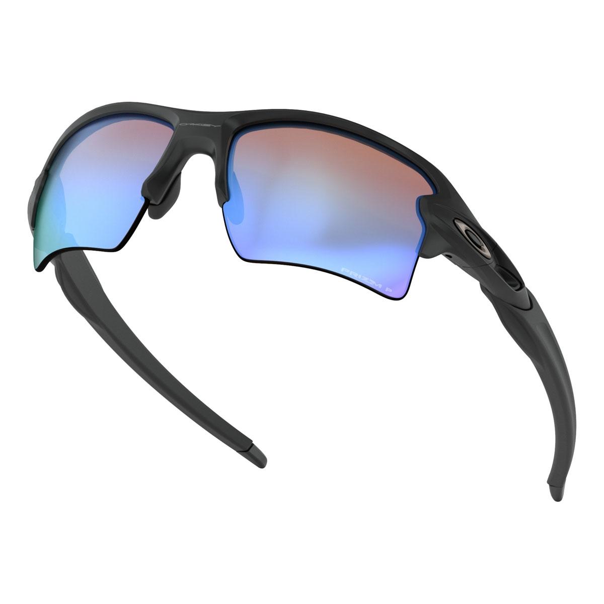 b1fdb50e3b8d ... Image of Oakley Flak 2.0 XL Prizm Deep Water Polarized Sunglasses -  Matte Black Frame  ...
