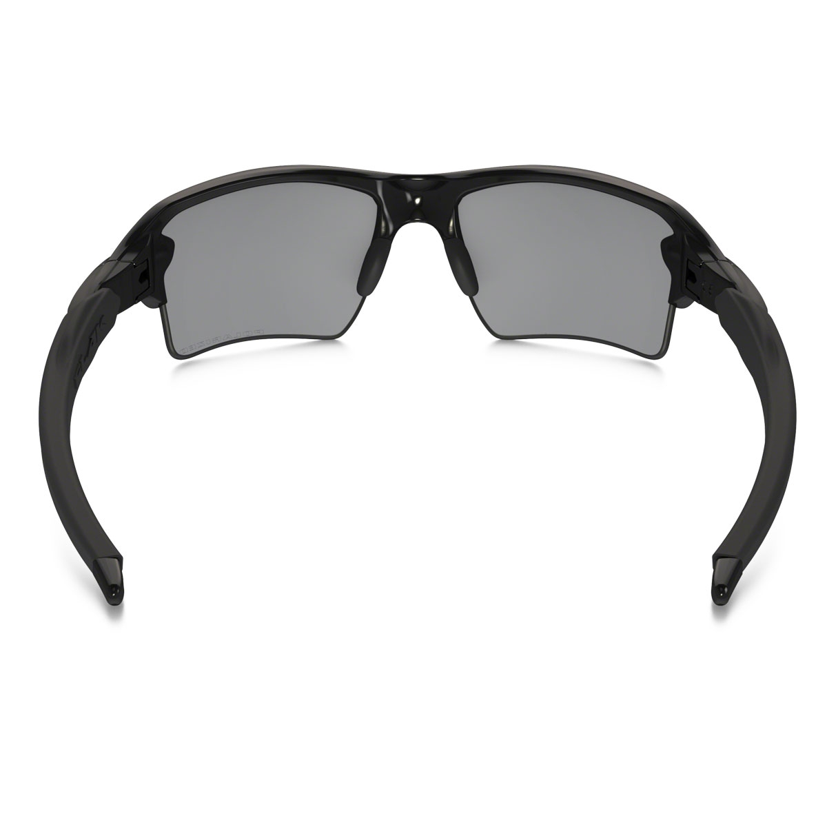 2155bd38b1 ... Image of Oakley Flak 2.0XL Men s Polarized Sunglasses - Polished Black    Black Iridium Polarized ...