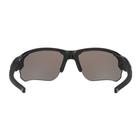 Image of Oakley Flak Draft Sunglasses - Matte Black Frames / PRIZM Dly Polarized Lens