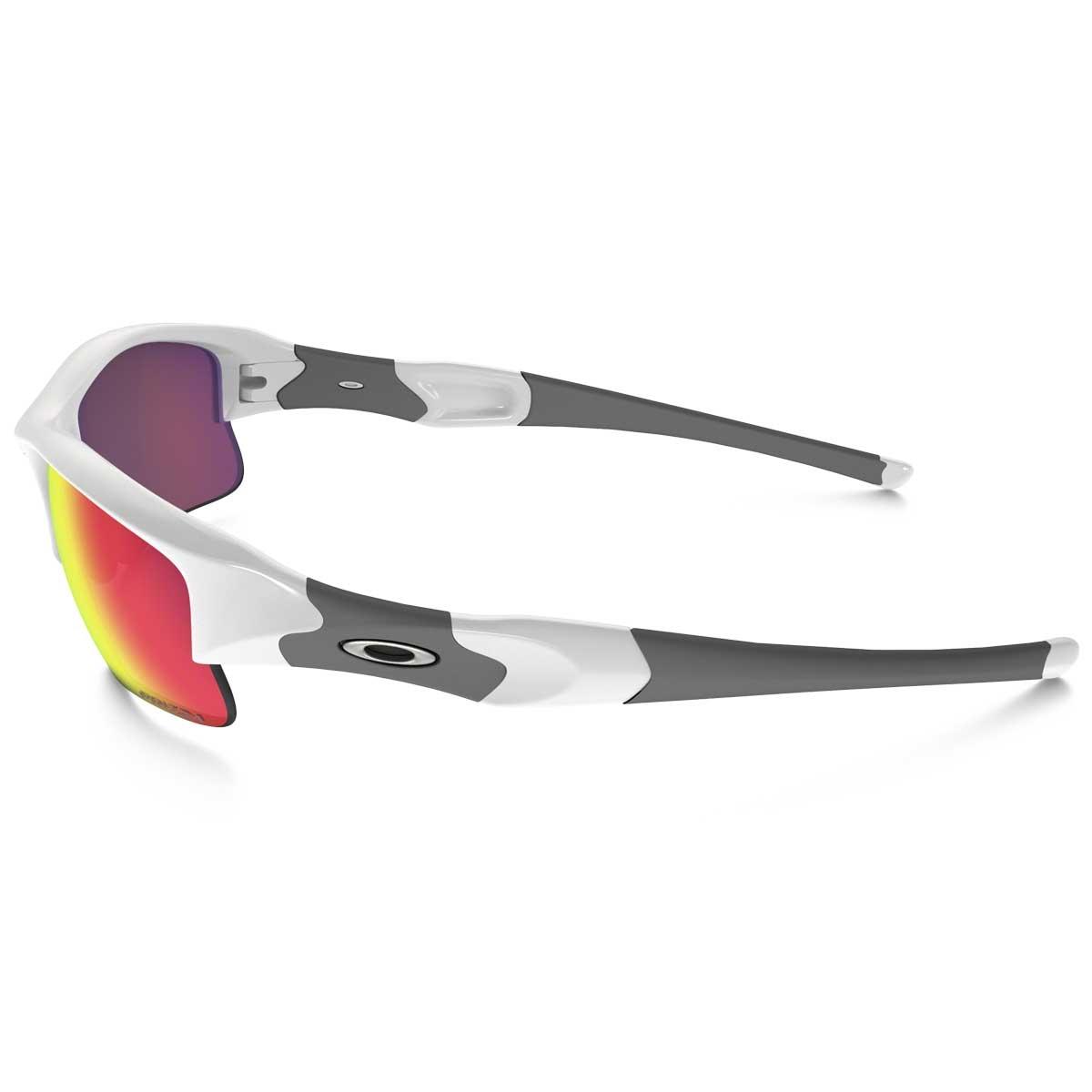 6f1acd14b8b18 ... Image of Oakley Flak Jacket XLJ Men s Polarized Sunglasses - Polished  White   Prizm Road ...