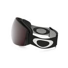 Image of Oakley Flight Deck XM Ski Goggles - Matte Black Frame/Prizm Black Iridium Lens