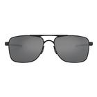 Image of Oakley Gauge 8 M Prizm Polarised Sunglasses - Matte Black/Prizm Black Polarised