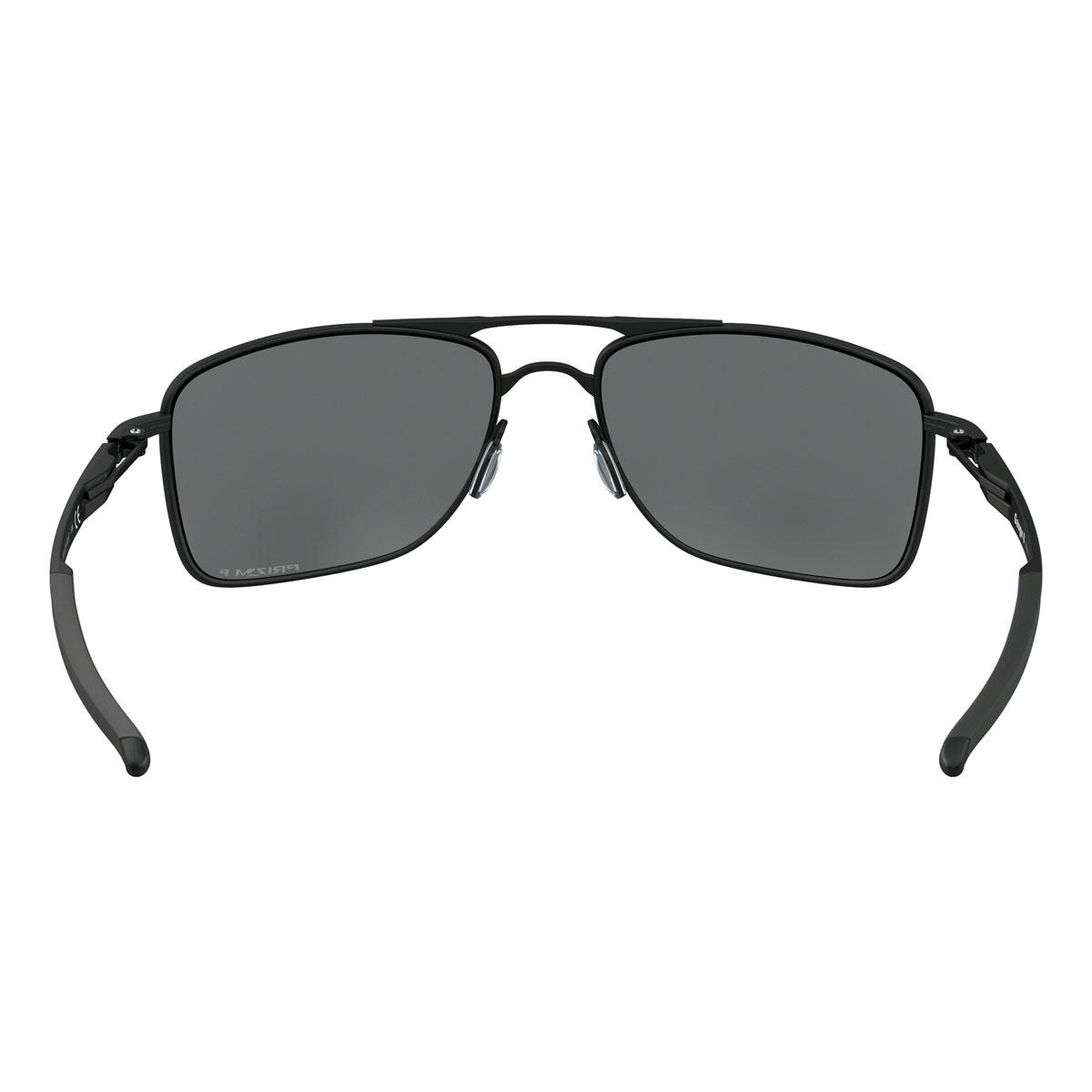 45e366f2fcb6 ... Image of Oakley Gauge 8 M Prizm Polarised Sunglasses - Matte Black Prizm  Black Polarised ...