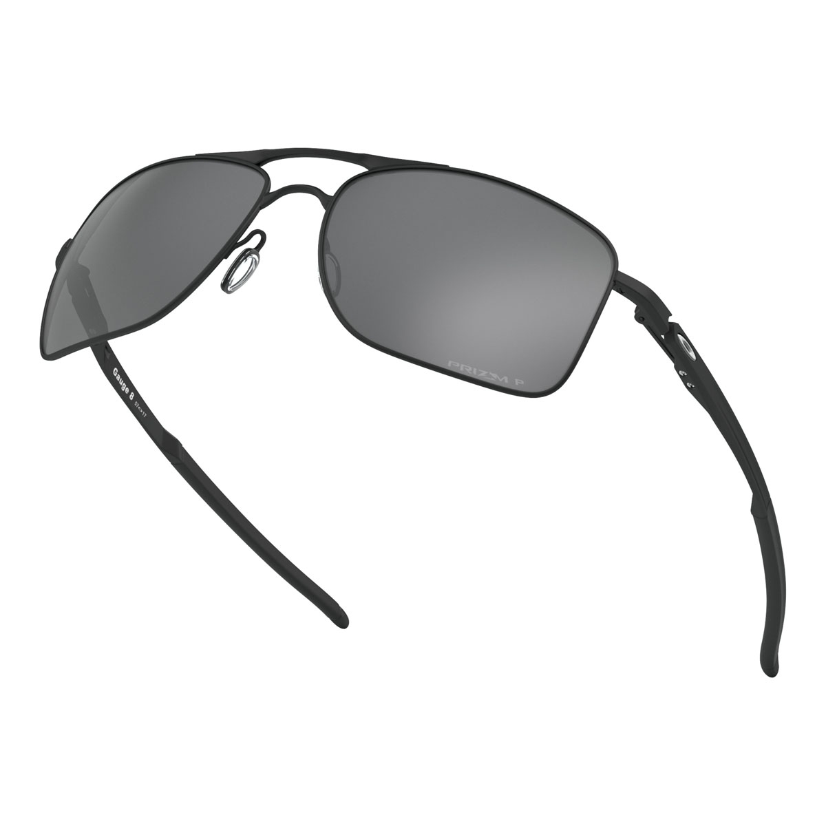 7f9ad879c9f54 ... Image of Oakley Gauge 8 M Prizm Polarised Sunglasses - Matte Black Prizm  Black Polarised ...