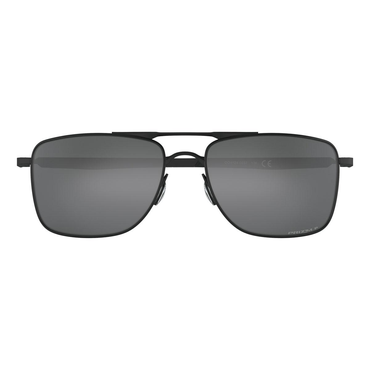 33b7ca548b35 ... Image of Oakley Gauge 8 M Prizm Polarised Sunglasses - Matte Black Prizm  Black Polarised