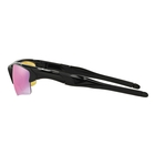 Image of Oakley Half Jacket 2.0 XL Men's Sunglasses - Matte Black / Prizm Golf