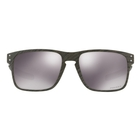 Image of Oakley Holbrook Mix Prizm Sunglasses - Woodgrain Frame/Prizm Black Lens