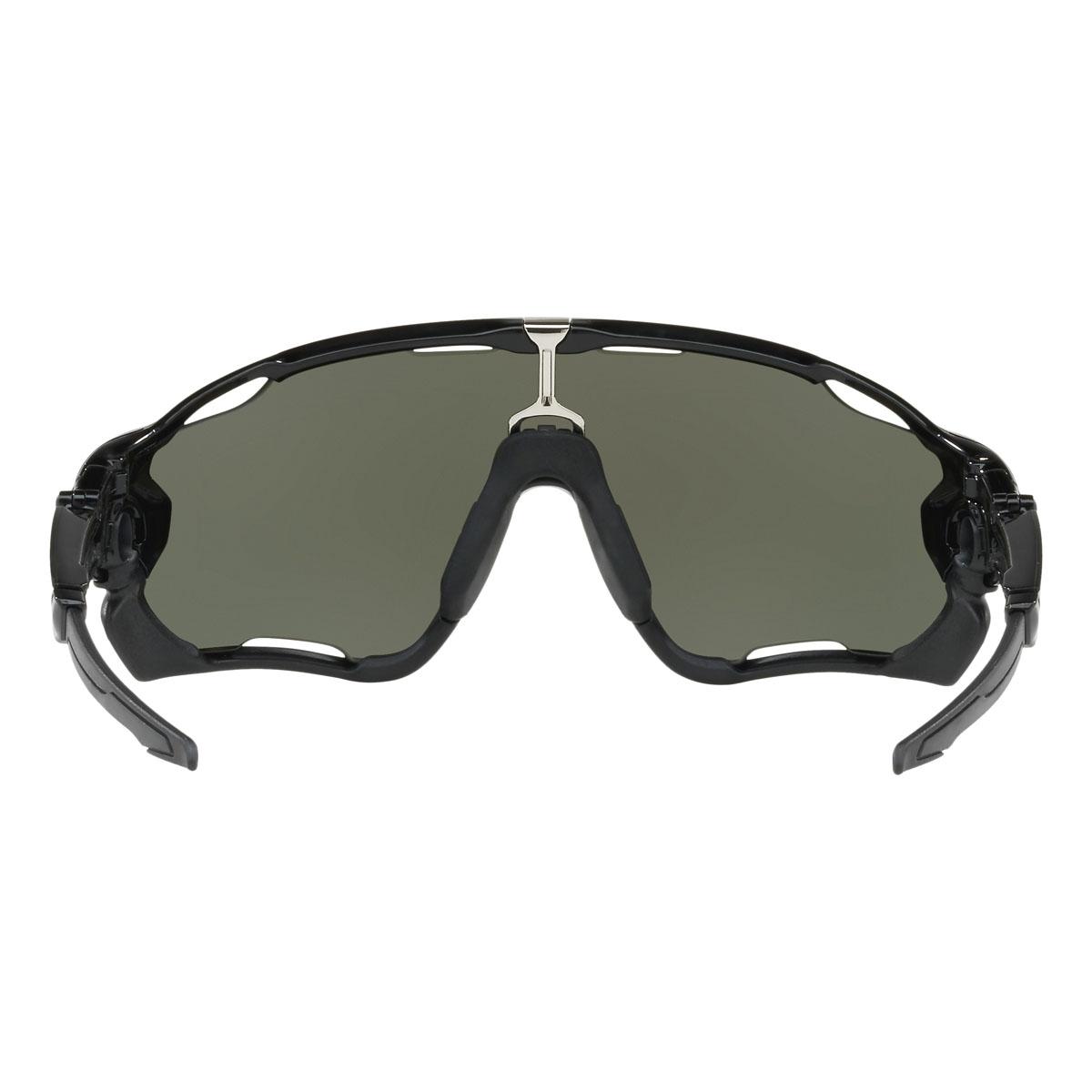 46e8ad932f4 ... Image of Oakley Jawbreaker Prizm Polarised Sunglasses - Polished Black  Frame Prizm Black Polarized Lens ...