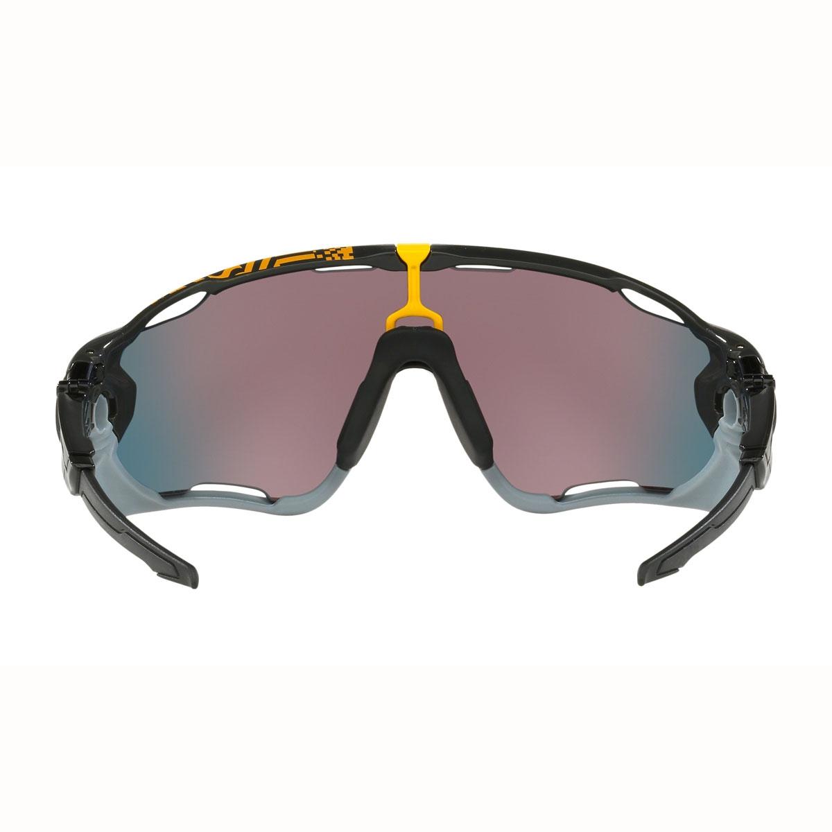 bff777ddcb ... Image of Oakley Jawbreaker Tour De France 2018 Sunglasses - Carbon  Frame Prizm Road Lens ...