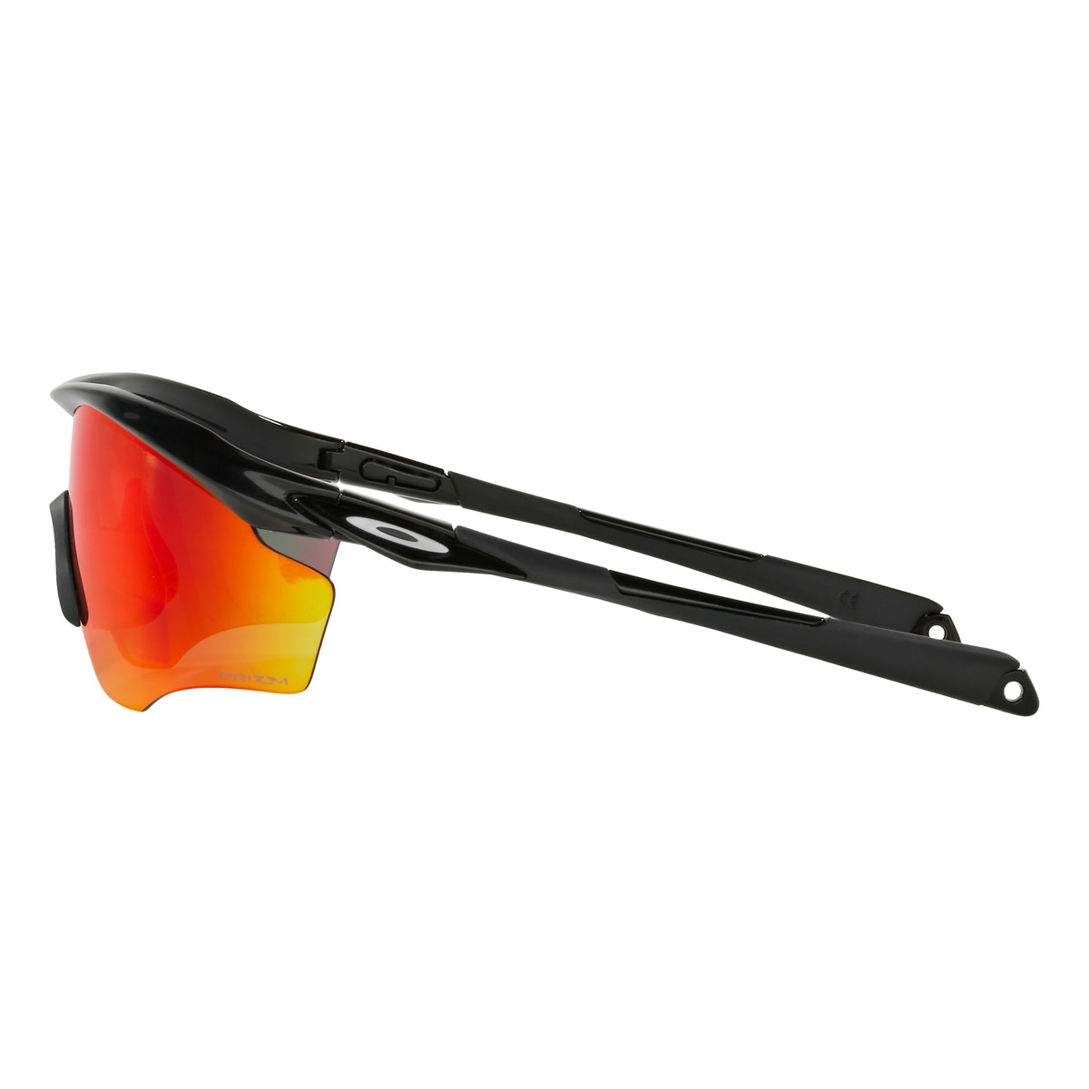 7678276ed60 ... Image of Oakley M2 Frame XL Prizm Cricket Sunglasses - Polished Black  Frame Prizm Cricket ...