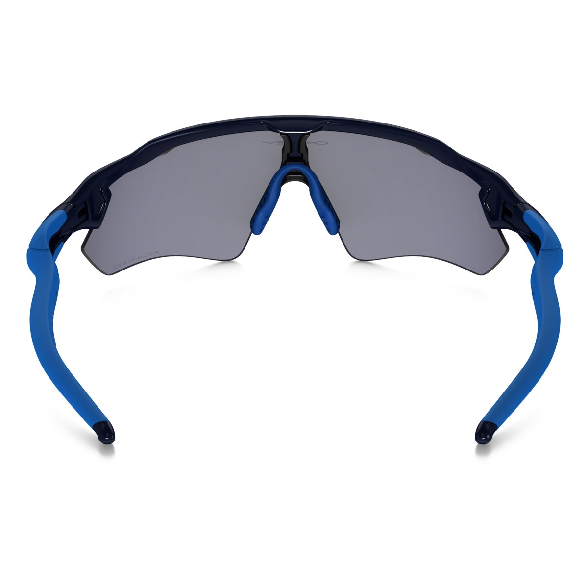 4cb6ab1990 ... Image of Oakley Radar EV Path Men s Polarized Sunglasses - Navy   Grey  Polarized ...
