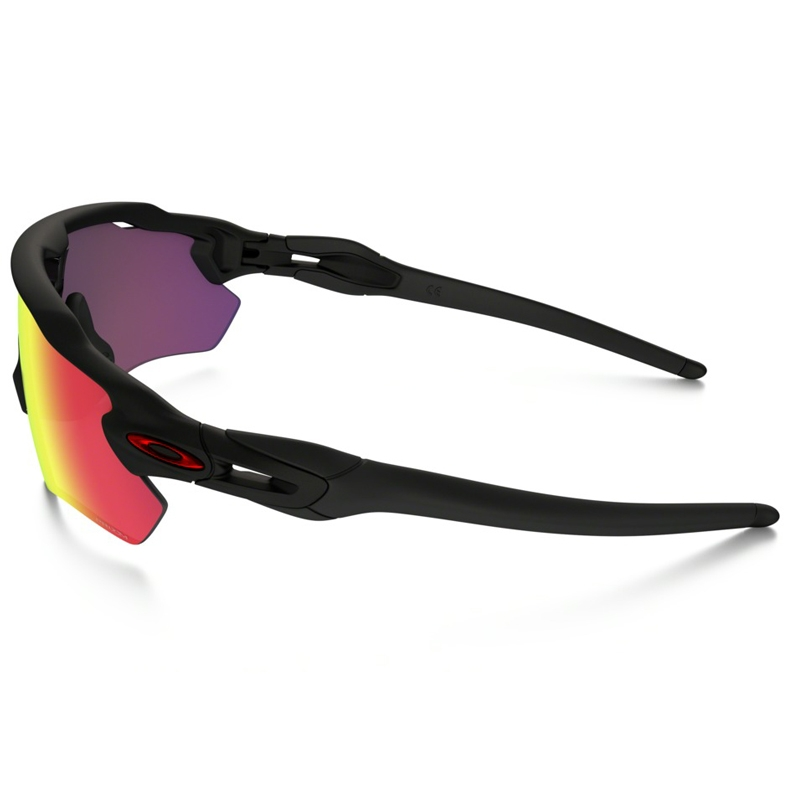 1fb2f1eabb ... Image of Oakley Radar EV Path PRIZM Road Sunglasses - Matte Black Frame PRIZM  Road ...