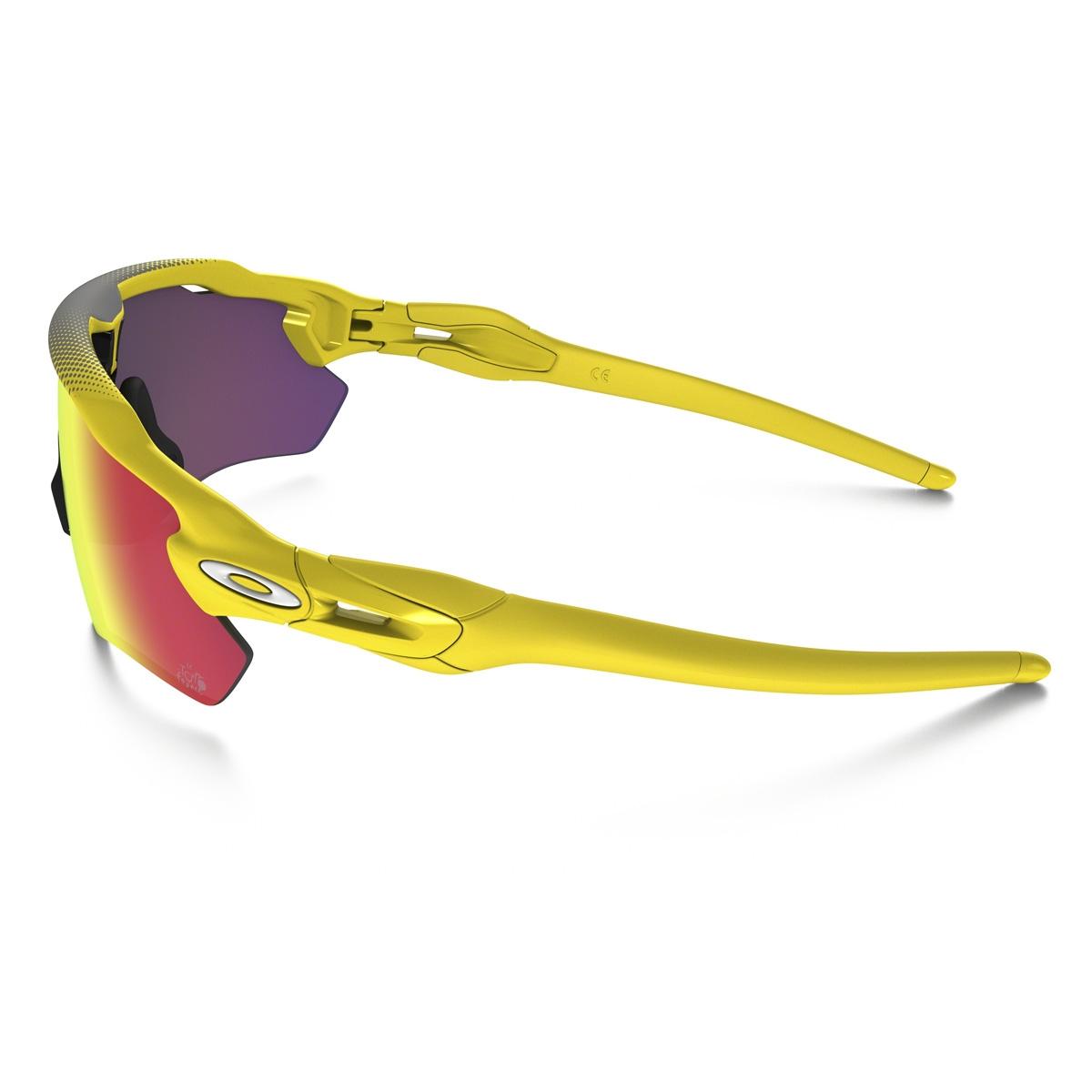 e0e29277770 ... Image of Oakley Radar EV Path Prizm Road Tour De France Sunglasses -  Team Yellow Frame ...