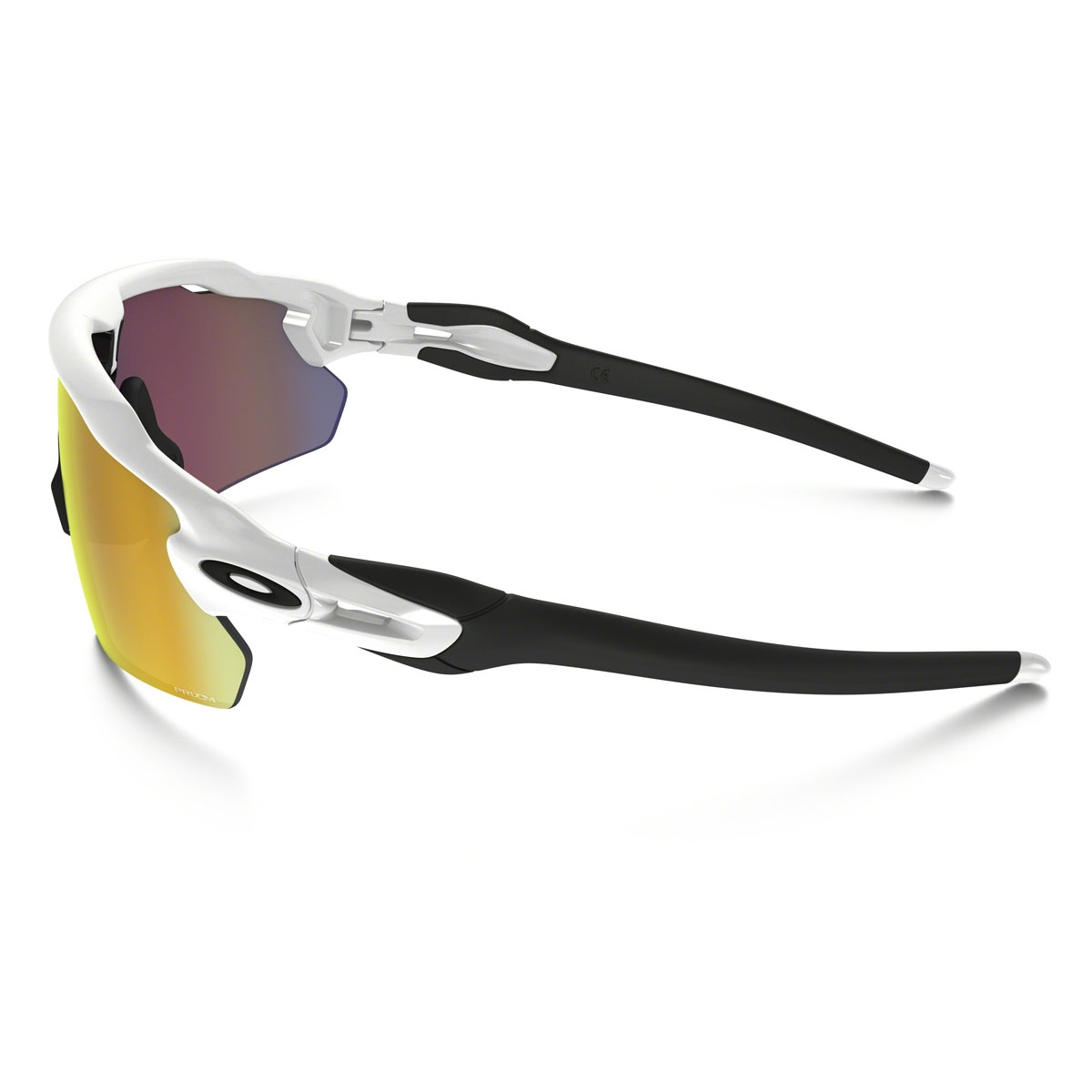 43a52c8847 ... Image of Oakley Radar EV Pitch Men s Prizm Cricket Sunglasses -  Polished White Frame Prizm ...