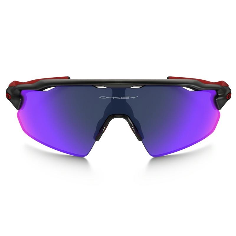... Image of Oakley Radar EV Pitch Men s Sunglasses - Matte Black Ink   Positive  Red Iridium ... 1e2cf4f89f
